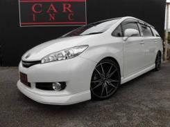 Toyota Wish. автомат, передний, 1.8, бензин, 40 825 тыс. км, б/п. Под заказ