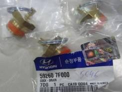 Клапан подрывник / HD120 / HD170 / GOLD / 5-8 Tonn / 592607F000 / Клапан сброса воды - воздуха