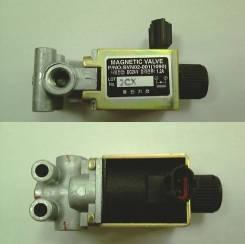 Клапан электромагнитный соленоидный DOOSAN / 3351301080 / 3351301090 / SVN02-001 ( 1090 ) 24V