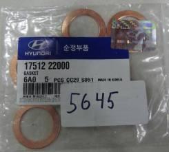 Кольцо-прокладка / HD120 / HD170 / GOLD / 5-8 Tonn / 1751222000 /