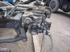 Рулевой редуктор угловой. Mitsubishi Fuso, FK61HE Двигатель 6M61
