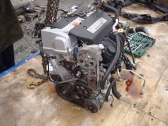 Двигатель в сборе. Honda: Stepwgn, Civic, Accord, Stream, Edix, Integra, CR-V, Civic Type R, FR-V Двигатели: K20A, K20A1