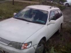 Toyota Corolla Wagon. 110, 5A FE