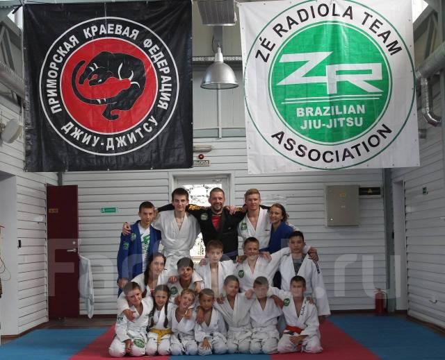 Школа Бразильского джиу-джитсу