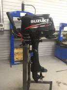Suzuki. 5,00л.с., 4-тактный, бензиновый, нога S (381 мм), Год: 2013 год
