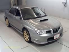 Молдинг крыши. Subaru Impreza WRX STI, GDB