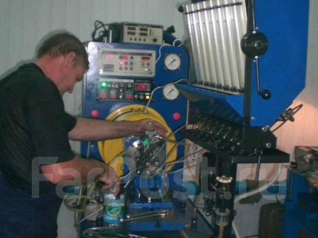 Ремонт камаз двигатель кпп тнвд форсунки редуктор опрессовка гбц