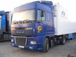 DAF XF 95. Даф хф 95 2001г, 12 000 куб. см., 25 000 кг.