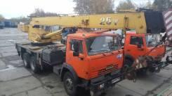 Галичанин КС-55713-1. АвтоКран КС-55713, 11 760 куб. см., 21 000 кг.