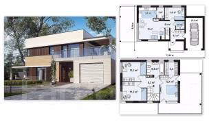 Проектирование домов (коттеджей), гаражей, бань