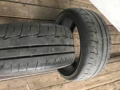 Bridgestone Potenza RE-11. Летние, 2012 год, износ: 100%, 2 шт