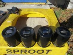 """Колпаки черные American Racing - стаканы - для литья. Металлические. Диаметр 15"""", 4 шт."""