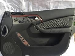 Обшивка двери Mercedes Benz S-class, передняя