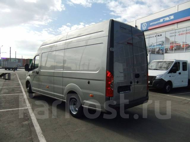 ГАЗ Газель Next. ГАЗель NEXT Цельнометаллический фургон, 2 799 куб. см., 1 500 кг.