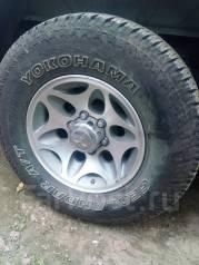 Комплект колёс. 7.0x16 6x139.70 ET10 ЦО 110,0мм.
