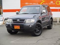 Mitsubishi Pajero. автомат, 4wd, 3.5, бензин, 88 200 тыс. км, б/п, нет птс. Под заказ