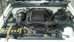 Двигатель в сборе. Toyota Land Cruiser, KZJ70, KZJ71, KZJ73, KZJ77, KZJ78, KZJ90, KZJ95 Toyota Hiace, KZH100G, KZH106G, KZH106W, KZH110G, KZH116, KZH1...