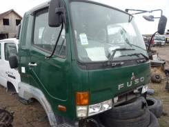 Кабина. Mitsubishi Fuso, FK61HE Двигатель 6M61