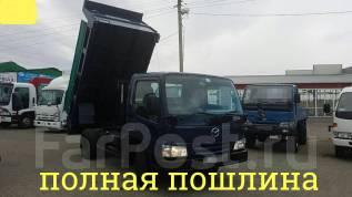Mazda Titan. , самосвал 5 тонн, 4 600 куб. см., 5 000 кг.