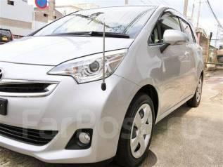 Toyota Ractis. автомат, передний, 1.5, бензин, 14 тыс. км, б/п. Под заказ