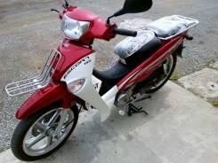 Honda Super Cub. 110 куб. см., исправен, птс, без пробега