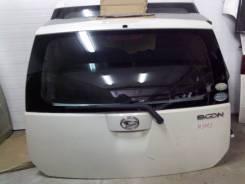 Дверь багажника. Toyota Passo, KGC10, KGC15, QNC10, M300S, M301S, M310S, M312S