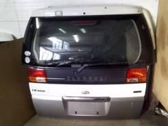 Дверь багажника. Nissan Elgrand, AVWE50, APWE50, ALE50, ATE50, ALWE50, AVE50, APE50, ATWE50