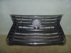 Решетка радиатора. Lexus LX450d, URJ200 Двигатель 1VDFTV