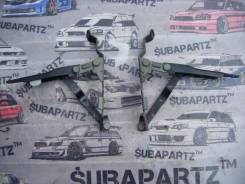 Крепление капота. Subaru Legacy, BP9, BLE, BL5, BL9, BP5, BPE, BPH Двигатели: EJ30D, EJ253, EJ255, EJ204, EJ203, EJ20X, EJ20Y, EJ20C