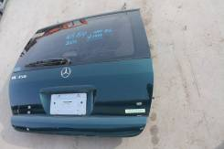 Крышка багажника. Mercedes-Benz M-Class, W163