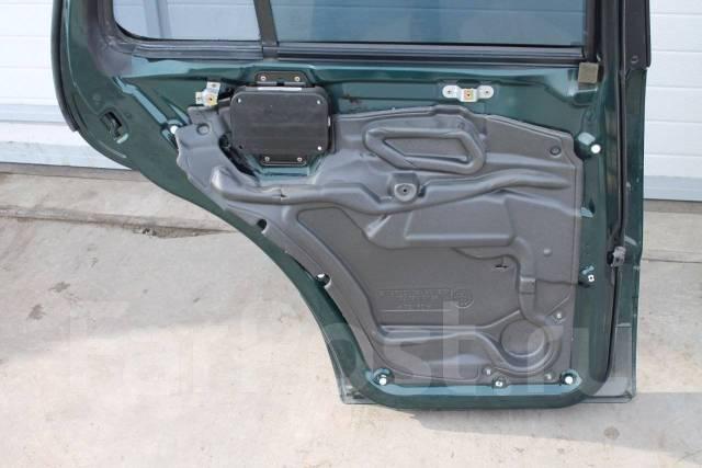 Дверь боковая. Mercedes-Benz M-Class, W163