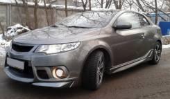 Обвес кузова аэродинамический. Kia Forte Kia Cerato, TD Двигатели: G4FC, G4KD. Под заказ
