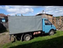 ГАЗ 330210. Продам Газель термобудка, 2 400 куб. см., 2 000 кг.