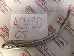Планка под фары. Toyota Camry, ACV30, ACV30L, ACV31, ACV35, MCV30, MCV30L, MCV31 Двигатели: 1AZFE, 1MZFE, 2AZFE, 3MZFE