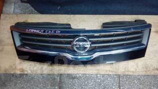 Решетка радиатора. Nissan Serena, C25, NC25 Двигатель MR20DE