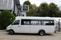 Mercedes-Benz Sprinter 413 CDI. Mercedes-Benz Sprinter Classic 413 CDI, 2 148 куб. см., 20 мест