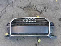 Решетка радиатора. Audi Q3, 8UB Двигатели: CULB, CULC, CZDA, CZEA, CUWA