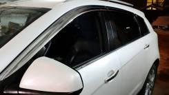 Ветровик на дверь. Cadillac SRX Двигатели: LFW, LF1