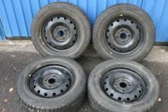 Зимние колеса Chevrolet Lacetti. 6.0x15 4x114.30 ET44