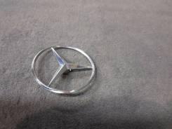Эмблема багажника. Mercedes-Benz S-Class, W140