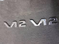 Эмблема. Mercedes-Benz S-Class, W140, V126