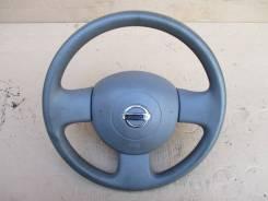 Руль. Nissan Micra, K12, K12E