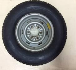 Колесо Bridgestone 402 Steel 215/80R15. x15 6x139.70 ЦО 108,0мм.