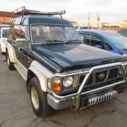 Nissan Safari. VRGY60, TD42