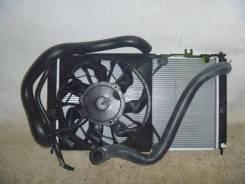 Радиатор охлаждения двигателя. Datsun mi-Do Datsun on-DO
