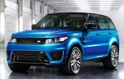 Обвес кузова аэродинамический. Land Rover Range Rover Sport, L494 Двигатели: 306DT, LRV8, 30DDTX, 508PS, LRV6, 448DT. Под заказ