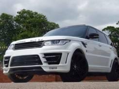 Обвес кузова аэродинамический. Land Rover Range Rover Sport, L494 Двигатели: LRV8, 448DT, 306DT, 508PS, LRV6, 30DDTX. Под заказ