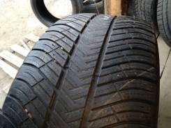 Michelin Pilot Alpin 4. зимние, без шипов, б/у, износ 40%
