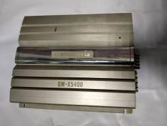Качественный усилитель Pioneer Carrozzeria GM-X5400 60Wx4/140Wx2