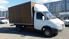 ГАЗ Газель. Газель, 2 400 куб. см., 1 500 кг.